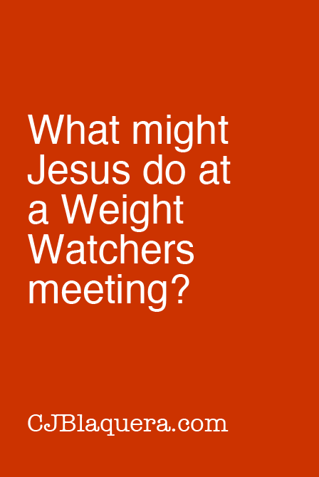 What Jesus knew about reaching your ideal weight