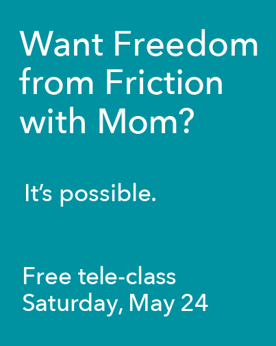 Relationship with Mom | Freedom from Friction | CJ Blaquera