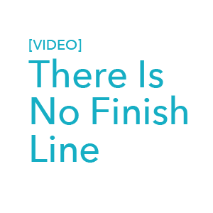 [Video] There is No Finish Line – Spiritual Weight Loss Journey